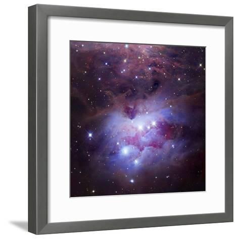 Ngc 1973-75-77, Complex Nebula in Orion-Robert Gendler-Framed Art Print
