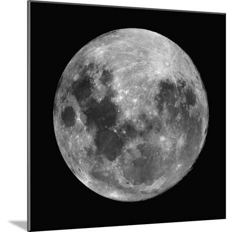Full Moon-Robert Gendler-Mounted Photographic Print