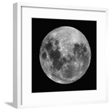 Full Moon-Robert Gendler-Framed Art Print