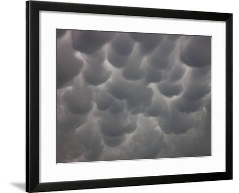 Mammatus in Central Nebraska-Charles Doswell-Framed Art Print