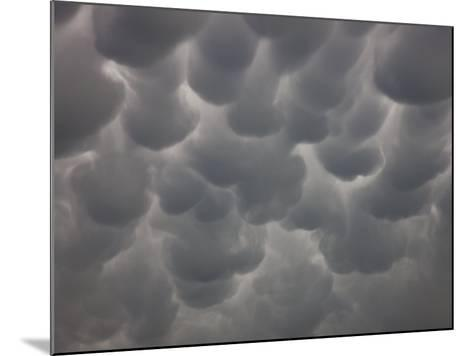Mammatus in Central Nebraska-Charles Doswell-Mounted Photographic Print