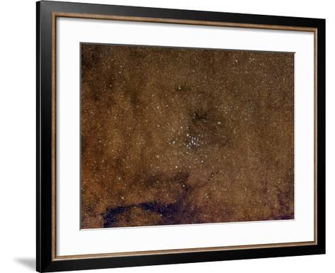 Open Cluster M7 in Scorpius-Robert Gendler-Framed Art Print