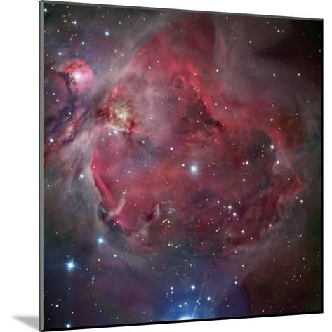M42, the Great Nebula in Orion-Matthew Russell-Mounted Photographic Print