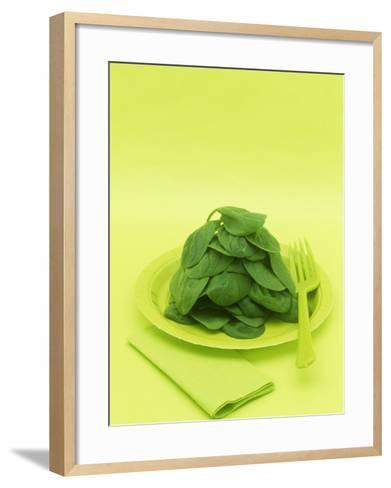 Spinach-Wally Eberhart-Framed Art Print