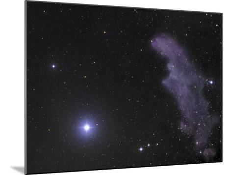 The Star Rigel and Ic2118 in Eridanus-Robert Gendler-Mounted Photographic Print