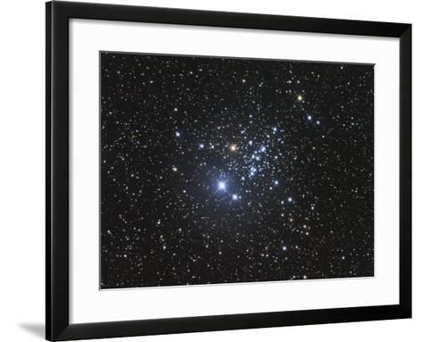 Ngc457 Open Star Cluster in Cassiopeia-Robert Gendler-Framed Art Print