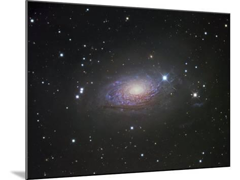 M63, Spiral Galaxy in Canes Venatici-Robert Gendler-Mounted Photographic Print