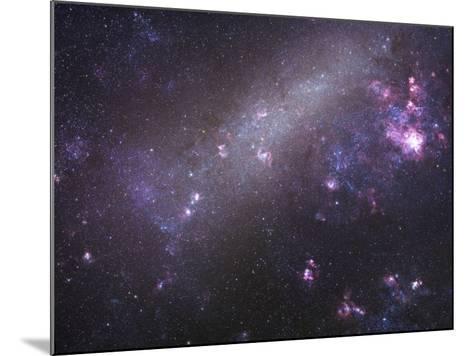 The Large Magellanic Cloud-Robert Gendler-Mounted Photographic Print