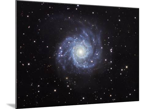 M74, Spiral Galaxy in Pisces-Robert Gendler-Mounted Photographic Print