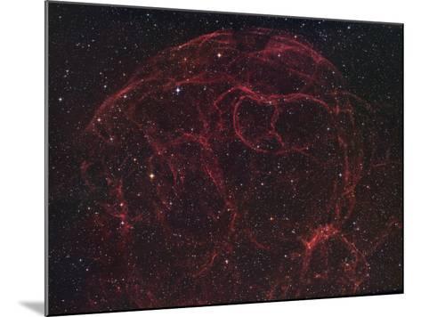 Simeis 147 (Sh2-240), Supernova Remnant in Taurus-Robert Gendler-Mounted Photographic Print