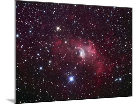 Bubble Nebula in Cassiopeia, Nm7, Ngc7635-Robert Gendler-Mounted Photographic Print