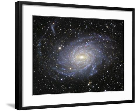 Ngc 6744 Spiral Galaxy in Pavo-Robert Gendler-Framed Art Print