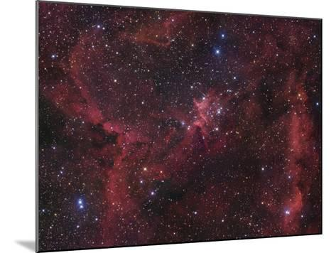 The Region of Nebula Ic1805-Robert Gendler-Mounted Photographic Print