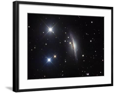 Ngc 1055 in Cetus-Robert Gendler-Framed Art Print