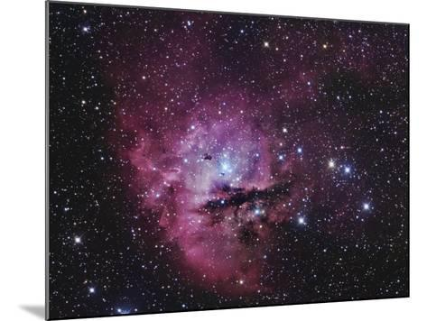 Ngc 281, Emission Nebula and Open Cluster in Cassiopeia-Robert Gendler-Mounted Photographic Print