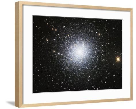 M13 Globular Cluster in Hercules-Robert Gendler-Framed Art Print