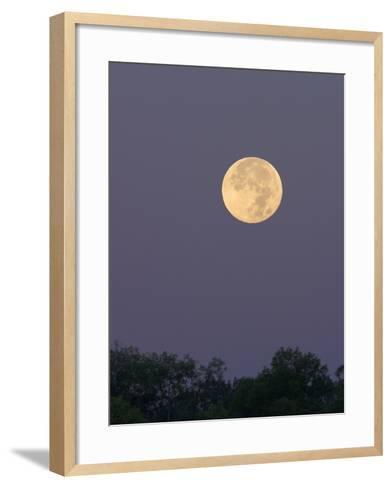 Full Moon-Glenn Bartley-Framed Art Print