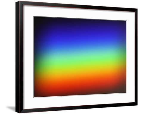 Spectrum of Sunlight-Jeff Daly-Framed Art Print