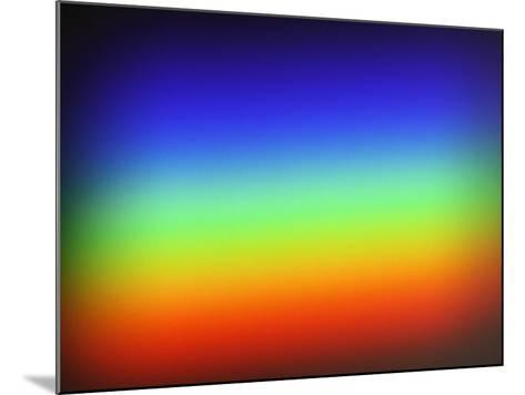 Spectrum of Sunlight-Jeff Daly-Mounted Photographic Print