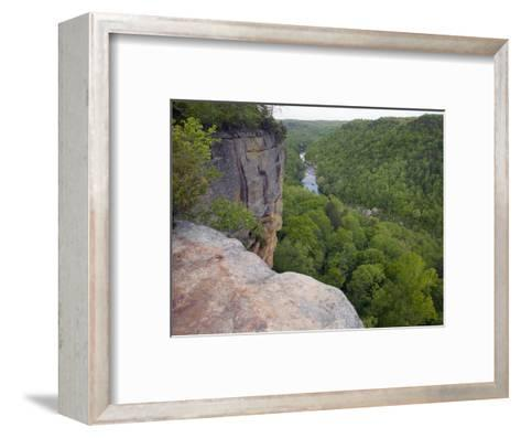 Big South Fork National River and Recreation Area, Tennessee, USA-Clint Farlinger-Framed Art Print