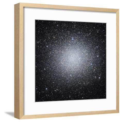 Omega Centauri, Globular Cluster in Centaurus, NGC 5139-Robert Gendler-Framed Art Print