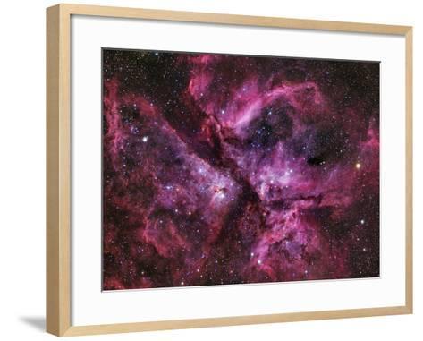 Eta Carinae Nebula, NGC3372-Robert Gendler-Framed Art Print