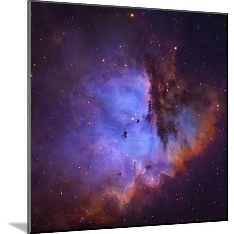 NGC 281 (Ic 1590) Pacman Nebula the Hii Region NGC 281-Robert Gendler-Mounted Photographic Print