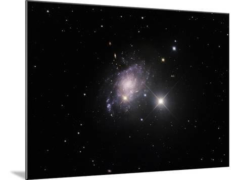 NGC 45 Is One of the Closest and Lowest Surface Brightness Spiral Galaxies-Robert Gendler-Mounted Photographic Print