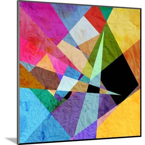Bright Abstract Background-tanor27-Mounted Art Print
