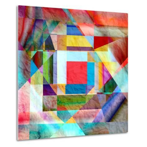 Abstract Background-tanor27-Metal Print