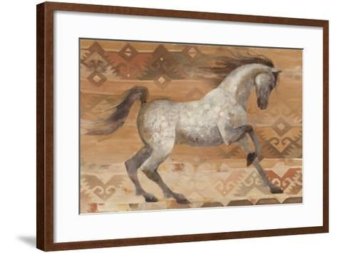 Grand Entrance Southwest-Albena Hristova-Framed Art Print