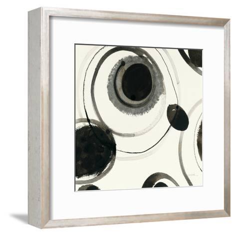 Planetary II-Shirley Novak-Framed Art Print