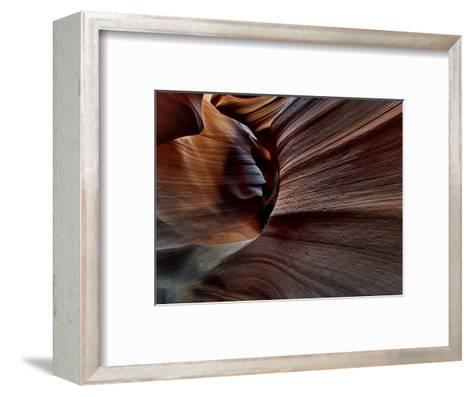 Lower Antelope Canyon, Page, Arizona-Adam Jones-Framed Art Print