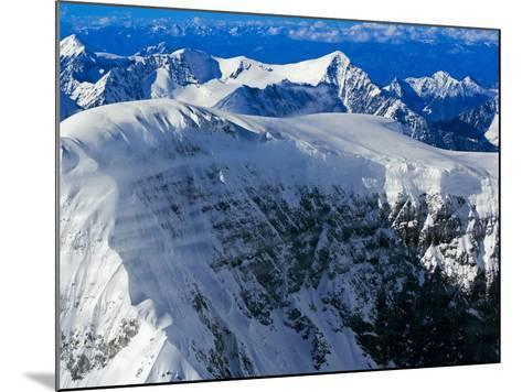 The Chugach National Forest Is America's Most Northerly National Forest-Paul Andrew Lawrence-Mounted Photographic Print