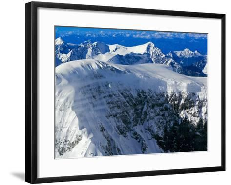 The Chugach National Forest Is America's Most Northerly National Forest-Paul Andrew Lawrence-Framed Art Print