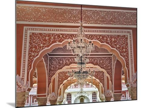 City Palace, Jaipur, India-Adam Jones-Mounted Photographic Print