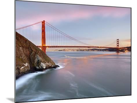 Golden Gate Bridge, San Francisco, California, USA-Patrick Smith-Mounted Photographic Print