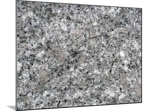 Granite Close-Up-Scientifica-Mounted Photographic Print