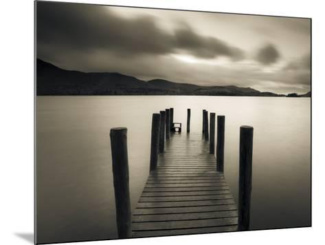 Barrow Bay, Derwent Water, Lake District, Cumbria, England-Gavin Hellier-Mounted Photographic Print