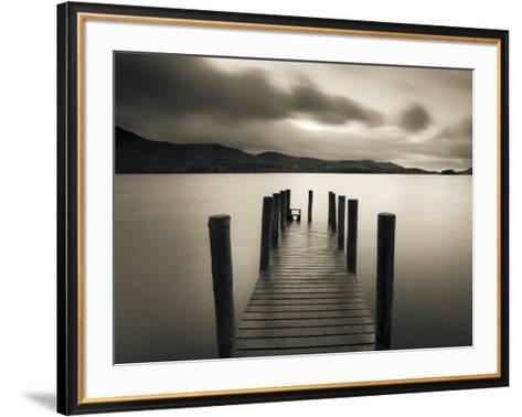 Barrow Bay, Derwent Water, Lake District, Cumbria, England-Gavin Hellier-Framed Art Print