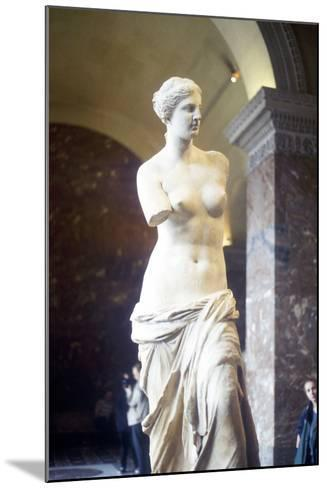 Venus De Milo, C130-120 Bc-Alexandros of Antioch-Mounted Photographic Print