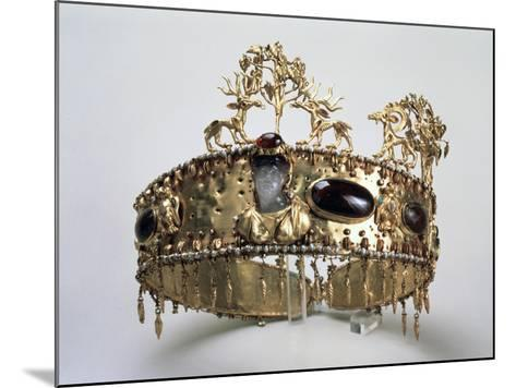 Diadem of a Priest, First Half of 1st Century Ad--Mounted Photographic Print
