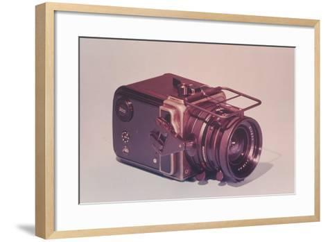 Hasselblad Lunar Surface Camera, 1969-Viktor Hasselblad-Framed Art Print