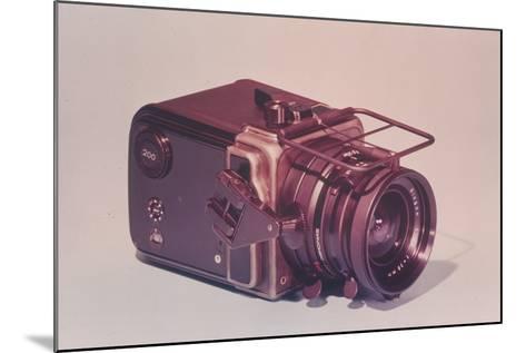 Hasselblad Lunar Surface Camera, 1969-Viktor Hasselblad-Mounted Photographic Print