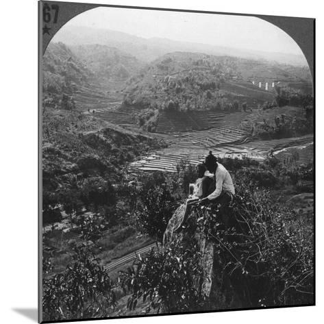 Java, Indonesia, C1900s--Mounted Photographic Print