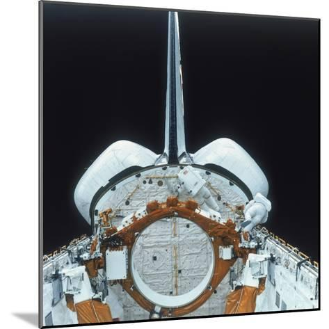 Space Shuttle Astronaut on Eva, 1980S--Mounted Photographic Print