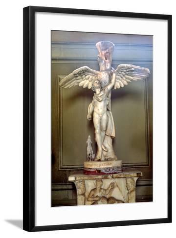 Ganymede--Framed Art Print