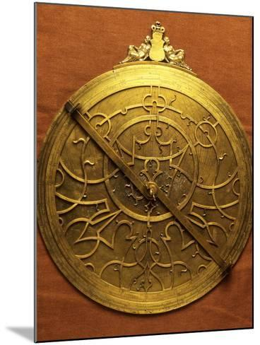 Astrolabe, Second Half of the 16th Century-Gualterus Arsenius-Mounted Photographic Print