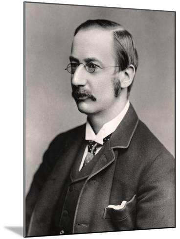 Sir Frederick Bridge (1844-192), English Composer, 1907--Mounted Photographic Print