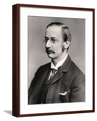 Sir Frederick Bridge (1844-192), English Composer, 1907--Framed Art Print